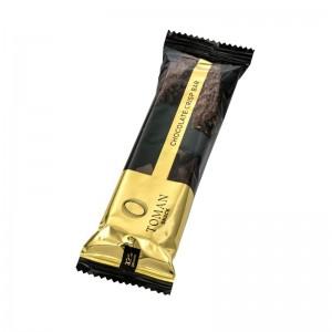 Csokoládés Müzliszelet, Toman Snack