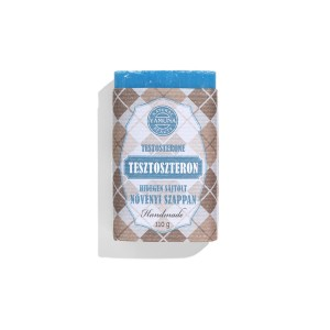 Tesztoszteron hidegen sajtolt szappan 110g
