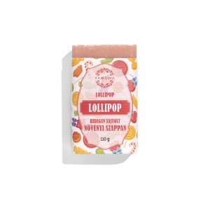 Lollipop hidegen sajtolt szappan 110g