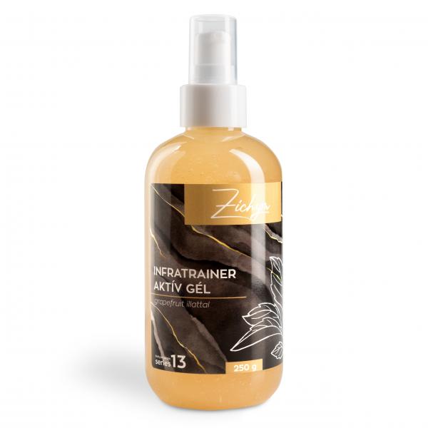 Zichym Infratrainer Aktív Gél grapefruit illattal – 250 g
