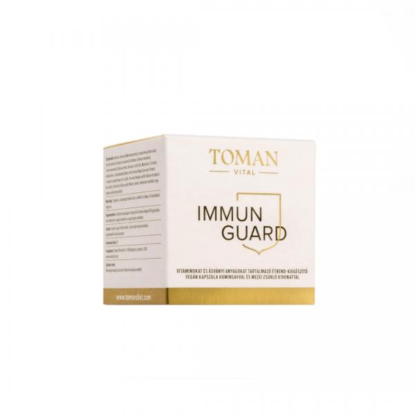 Immun Guard étrendkiegészítő kapszula - Toman Diet