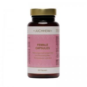 Female Capsules Étrendkiegészítő Nőknek 60db, Juchheim