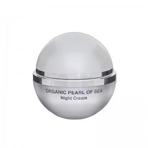 Organic Pearl of Sea Éjszakai Arckrém, Juchheim