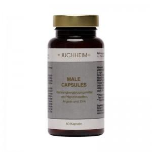 Male Capsules Étrendkiegészítő Férfiaknak, Juchheim