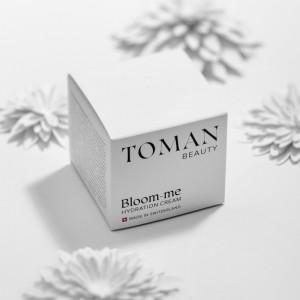 Bloom-Me Hidratáló Arckrém, Toman Beauty